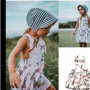 NWT Sweet animal 🦒 print  dress